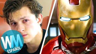 ¡Top 10 Cosas QUE TE PERDISTE en Spider-Man: Far From Home!