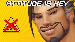 Overwatch - Why Attitude is more important than Skill