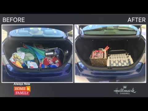How to Declutter and Keep Your Car Organized with Dorothy The ...