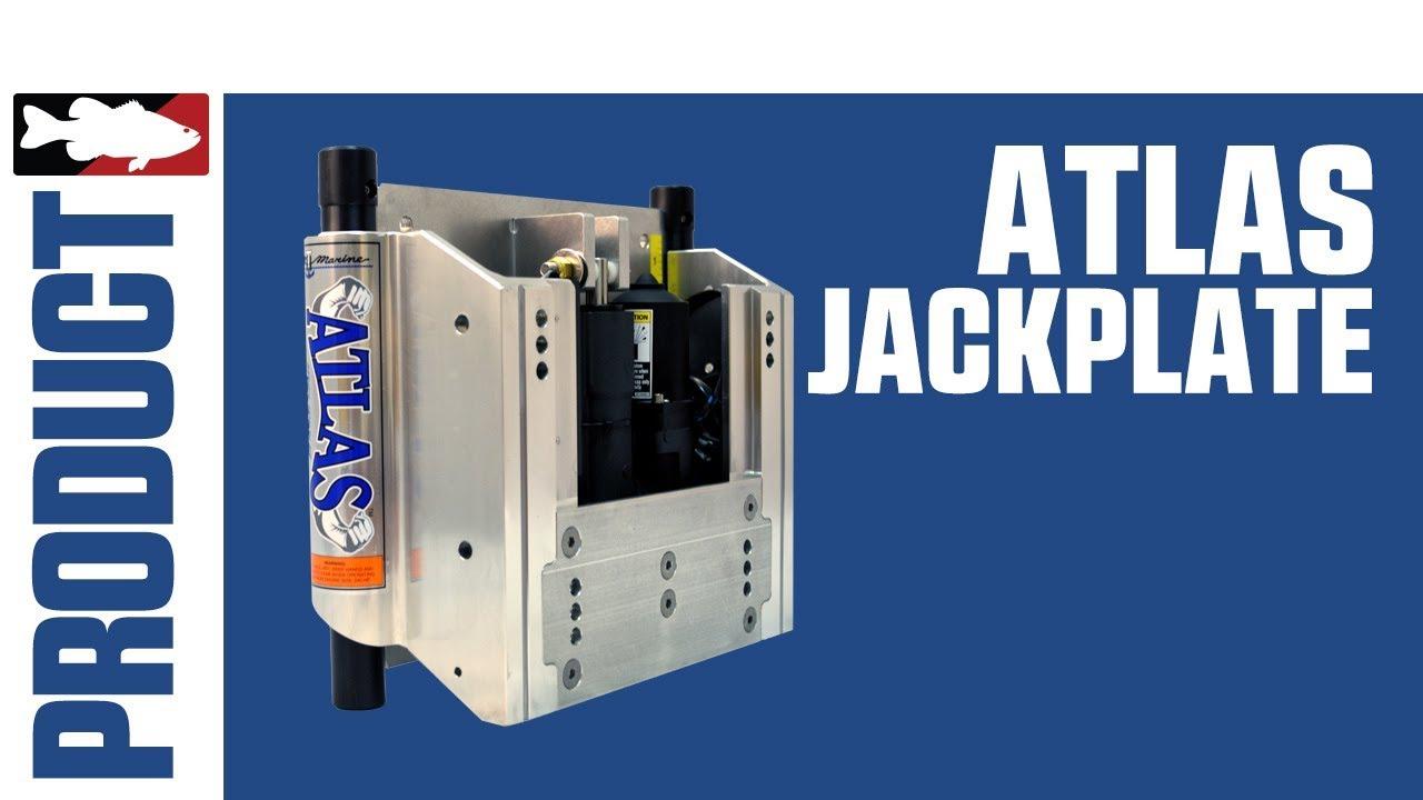 Jared Lintner and Alex Davis Talk about the T-H Marine Atlas Hydraulic Jack Plates