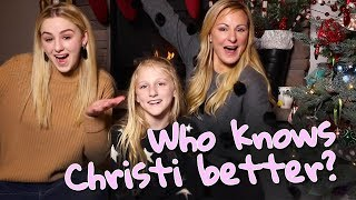 Who Knows My Mom, Christi, Better? | Clara's World