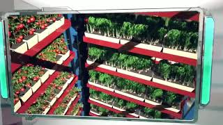 Smart Building Agricultural Farms