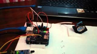 DIY Breathalyzer - Hacksterio