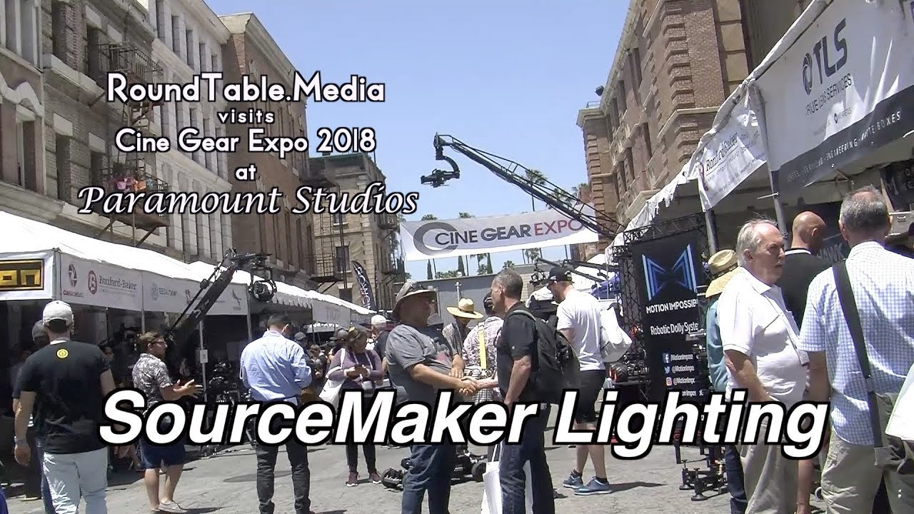 CineGear '18 Source Maker