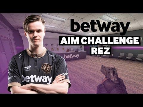 NiP REZ Plays Aim_Challenge