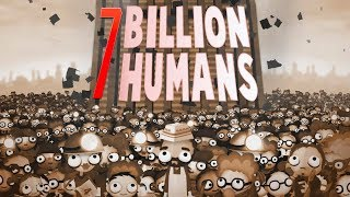 Can You Program The Human Mind? - 7 Billion Humans