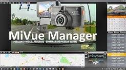Mio MiVue Manager - przeglądarka filmów wideorejestratora | ForumWiedzy