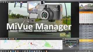 Mio MiVue Manager - перегляд відео відеореєстратора