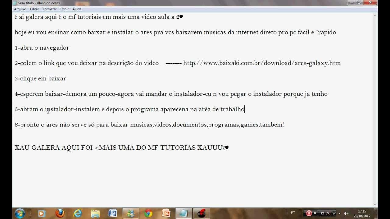 EM 2012 BAIXAR ARES PORTUGUES GRATIS BAIXAKI