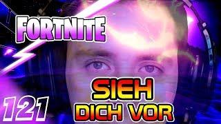 FORTNITE ⚡ Plankerton Mission - SIEH dich vor !◄#121►Let's Play/Deutsch/German/HD/FORTNITE