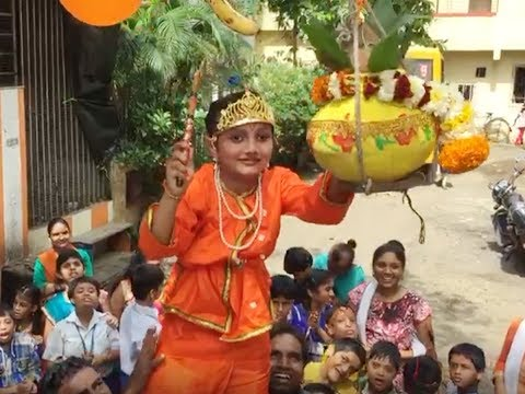 Krishna Janmashtami 2018: Special school children celebrate Dahi-Handi in Mumbai