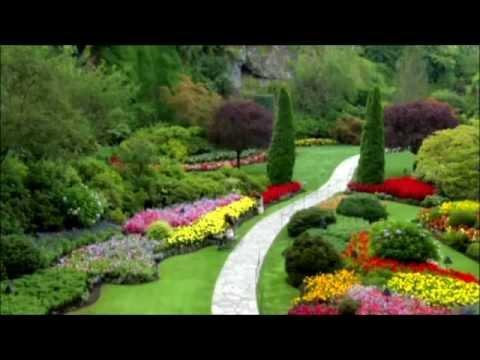 The Butchart Gardens in Victoria, British Columbia