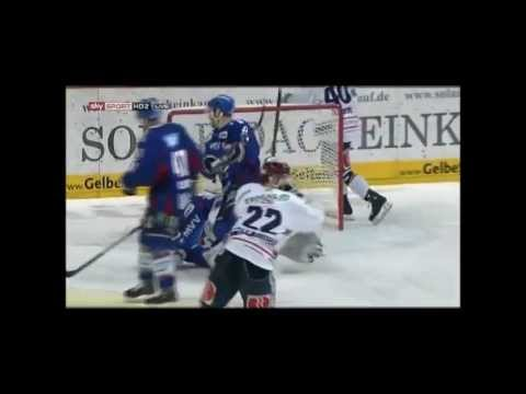 DEL Finale 2012: Adler Mannheim vs. Eisbären Berlin (Spiel 4) 22.04.2012 5:6 OT