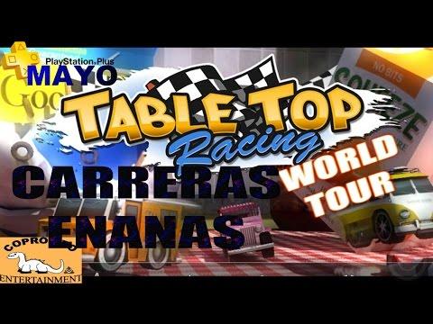 [2.0]DIRECTO TTR World Tour, dale gas[HD,PS4].