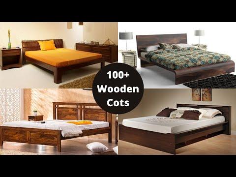 wooden-cot-designs-|-bedroom-furniture-designs-|-wooden-cot-model-|-kgs-interior-designs
