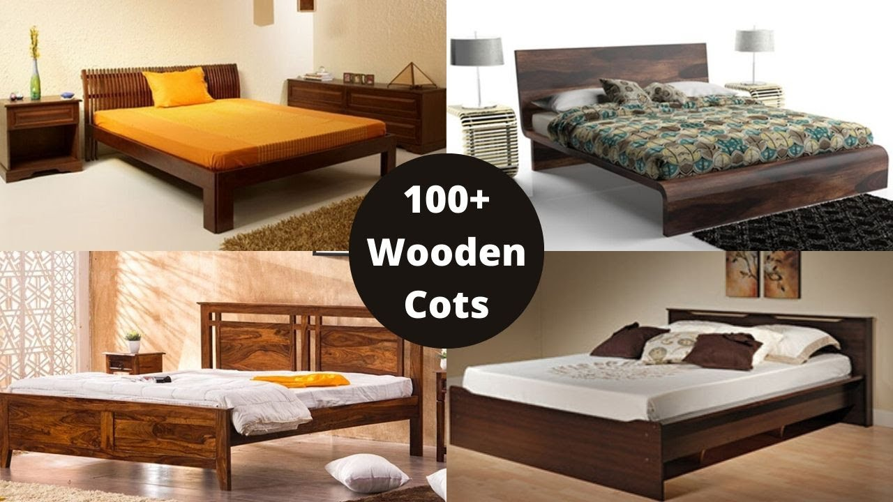Wooden Cot Designs | Bedroom furniture designs | Wooden Cot Model | KGS Interior Designs
