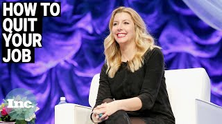 5 Things Spanx's Sara Blakely Did Before Quitting Her Job | Inc.