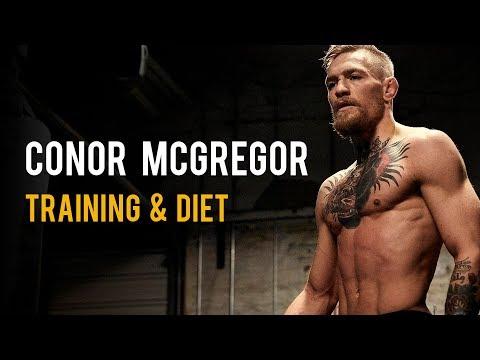 Conor McGregor Training & Diet