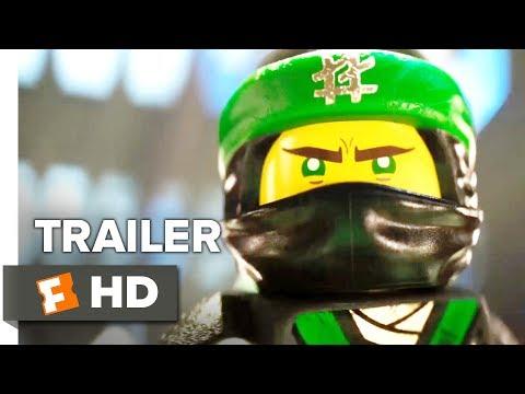 The Lego Ninjago Movie Comic-Con Trailer (2017) | Movieclips Trailers