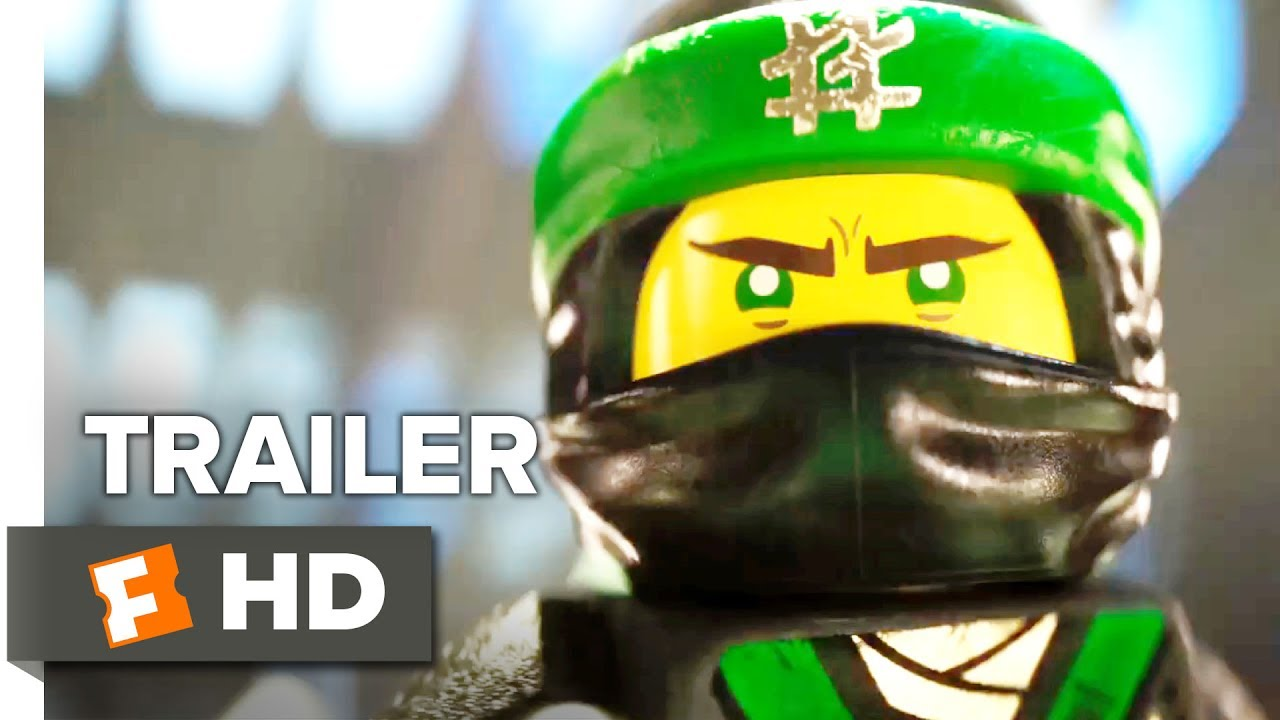 The Lego Ninjago Movie Comic-Con Trailer (2017) | Movieclips Trailers