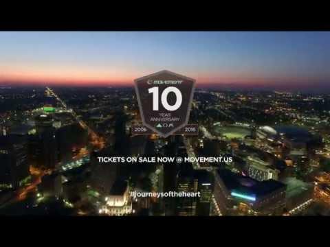 Movement Detroit 2016 Official Trailer