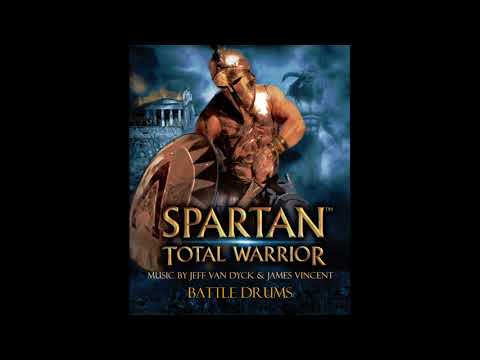 Spartan Total Warrior OST - Battle Drums