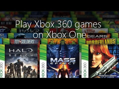 How to Download your Xbox 360 games onto your Xbox One