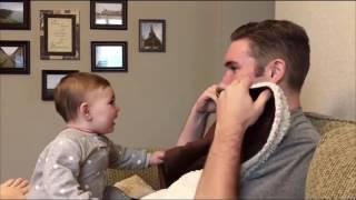 Video Lucunya, Bayi ini Tidak Mengenali Ayahnya Setelah Cukur Jenggot! download MP3, 3GP, MP4, WEBM, AVI, FLV September 2019