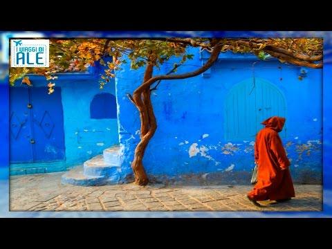 Marocco documentario on the road, Chefchaouen la città blu 1/2