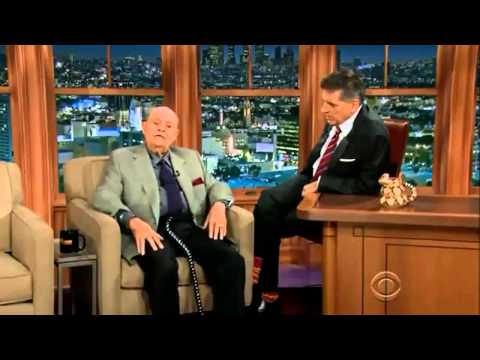 Don Rickles, Eiza Gonzalez and Daniel Sloss on Craig Ferguson 30 September, 2014 Full Show