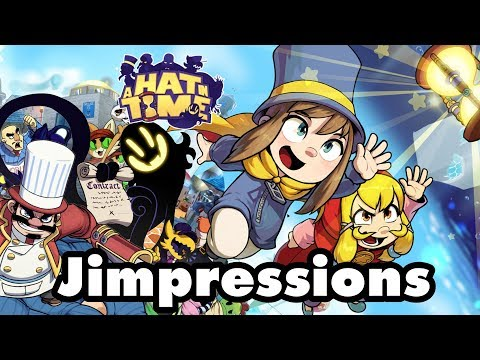 A Hat In Time - Down With Minty Fresh (Jimpressions)