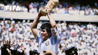 One to Eleven - The FIFA World Cup Film - Diego Maradona (EXCLUSIVE)