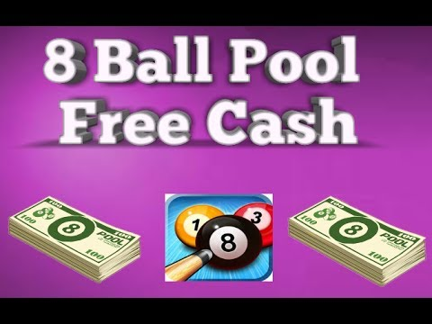 8 Ball Pool latest Cash Trick 2017   Legal Way to Get free 8 Ball Pool Cash
