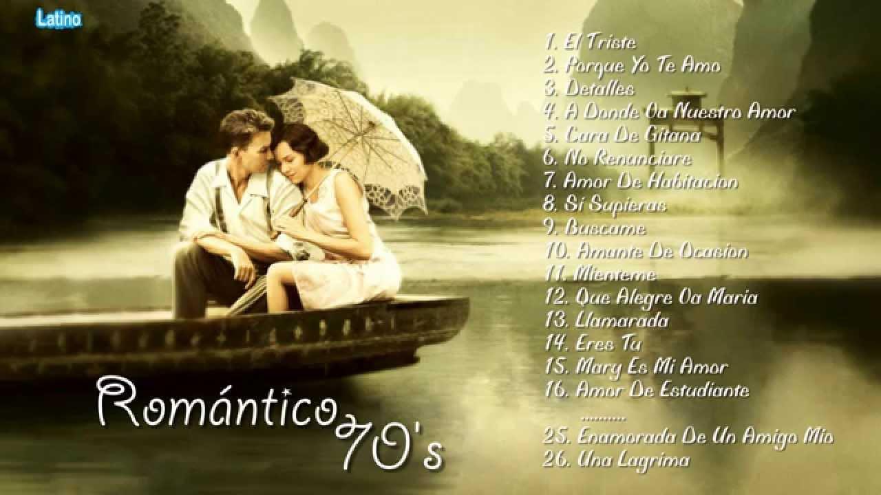 Mix Romántico de los 70's || Las Mejores Baladas Románticas de los 70's