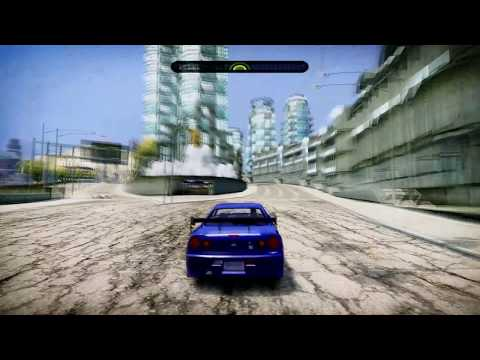 NFS MW - 2013 Graphics | ENBSeries + HD Textures