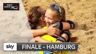 Das Frauen-Finale in voller Länge | Hamburg - smart beach tour 2017
