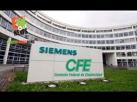 CFE y Siemens Alianza para Electricidad Inteligente - Mexico Energy News - 23-Feb-17