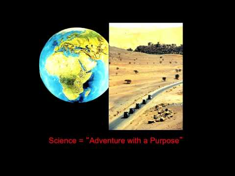 Science: Adventure with a purpose: Paul Sereno at TEDxMidwest