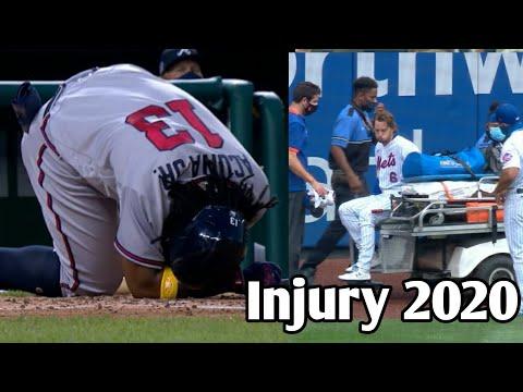 MLB Injuries Compilation 2020