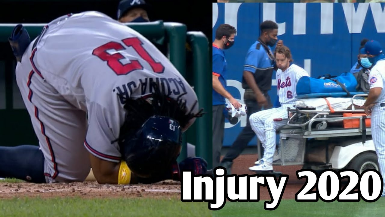 MLB | Injuries Compilation 2020