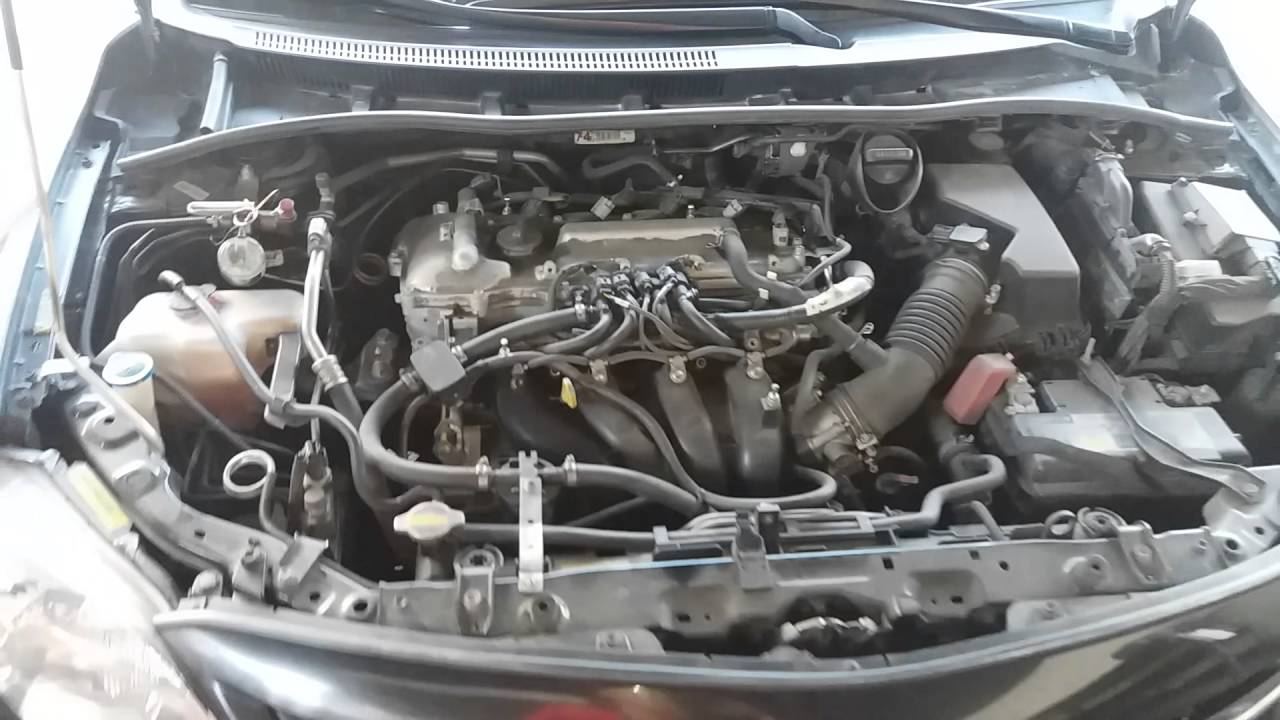 N 250 Mero Do Motor Do Corolla Youtube