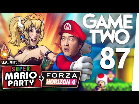 Forza Horizon 4, Super Mario Party, Hitman 2 | Game Two #87