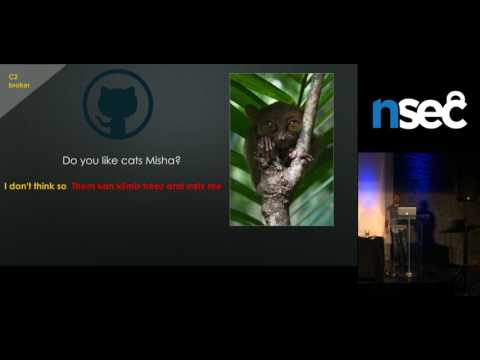 Dimitry Snezhkov - Abusing Webhooks for Command and Control