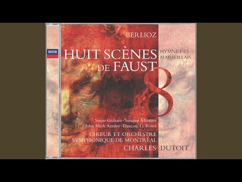 Berlioz: Huit scènes de Faust, Op.1 - 6. Le Roi de Thulé