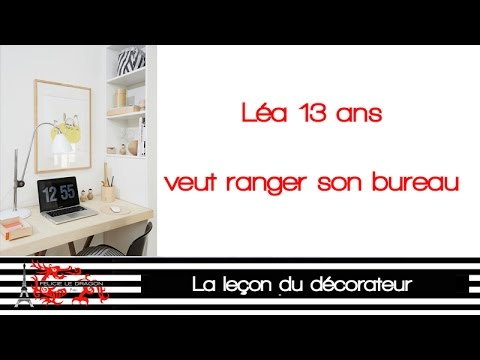l a 13 ans veut ranger son bureau youtube. Black Bedroom Furniture Sets. Home Design Ideas