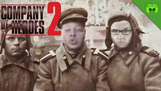 WIR ZIEHEN IN DEN KRIEG 🎮 Company of Heroes 2