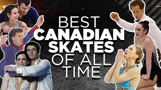 Famous Figure Skaters From Canada