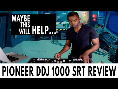 Pioneer DDJ 1000 SRT Controller Review