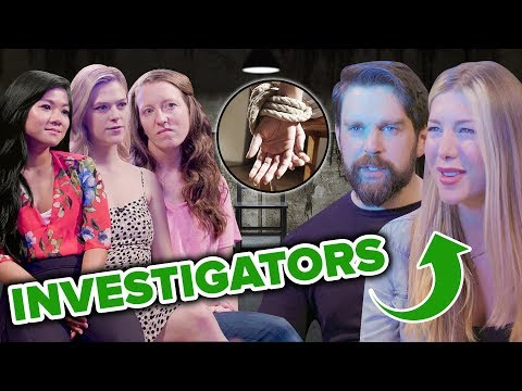 Private Investigator Guesses Who's Lying: Travel Stories