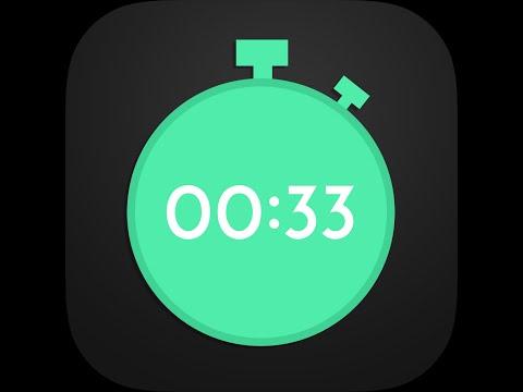 INTERVAL iOS App Preview